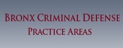 bronx criminal defense attorney